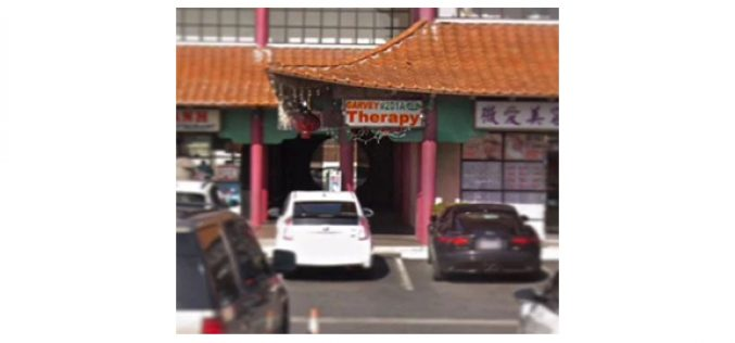 Human Trafficking Task Force Busts Brothels Posing as Massage Parlors