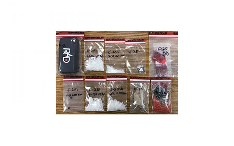 Drugs for Sale in Grass Valley Stopped