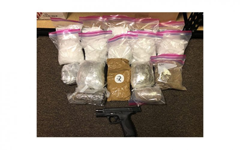Four Arrests in Drug Trafficking Investigation