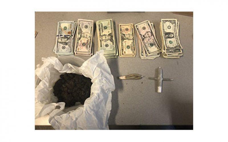Two Marijuana Dispensaries Scene of Search Warrant Raid