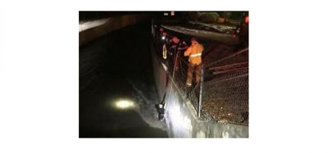 Multiple Midnight Calls Rescue Invisible Man Screaming For Help In A Storm