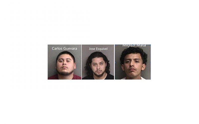 3 Men Arrested for Fatal Shooting Incident at Birthday Party