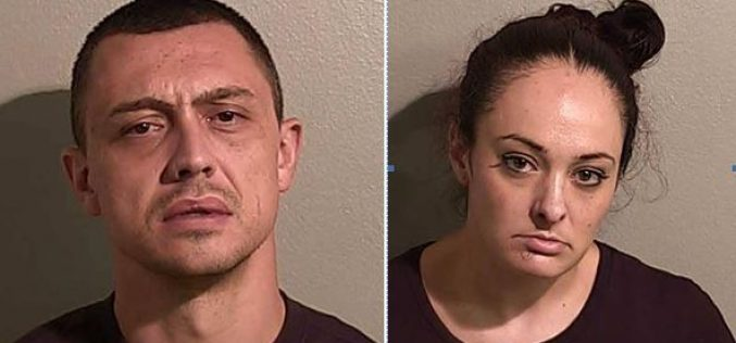 Community Involvement Helps Nab Thieving Pair