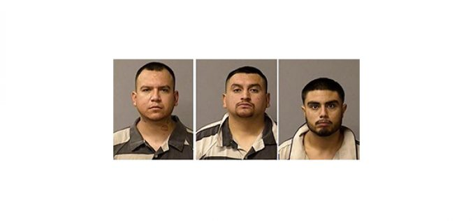 Six men arrested as SCSD foils big bank robbery plot