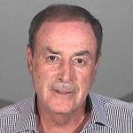 Al Michaels Mugshot