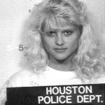 Anna Nicole Smith Mugshot