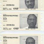 Dan Rostenkowski Mugshot