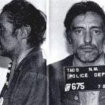 Dennis Hopper Mugshot