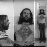 George Carlin Mugshot