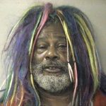 George Clinton Mugshot