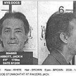 Jack Henry Abbott Mugshot