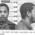Jamal Barrow Mugshot