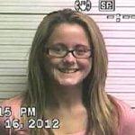 Jenelle Evans Mugshot