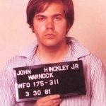 John Hinckley, Jr. Mugshot