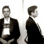 Johnny Cash Mugshot