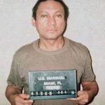 Manuel Noriega Mugshot