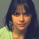 Michelle Rodriguez Mugshot