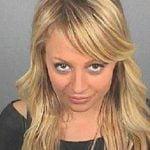 Nicole Richie Mugshot