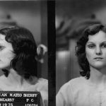 Patricia Patty Hearst Mugshot