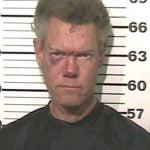 Randy Travis Mugshot