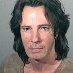 Rick Springfield Mugshot