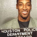 Scottie Pippen Mugshot