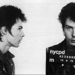 Sid Vicious Mugshot