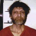 """Ted Kaczynski """"Unabombler"""" Mugshot"""