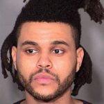 The Weeknd Mugshot