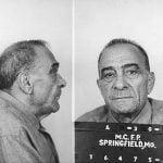 Vito Genovese Mugshot