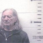Willie Nelson Mugshot
