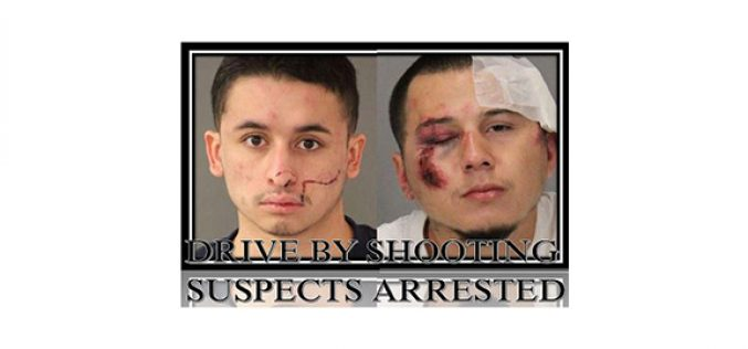 Drive-by shooting suspects identified by police