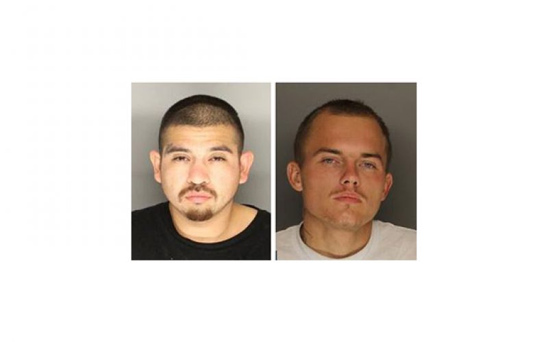 Dogs and Choppers Nab Ranch Burglars