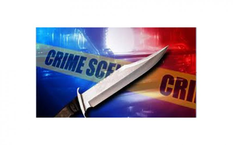 Man Arrested for Attempted Stabbing of his Father, Stabbing an Officer