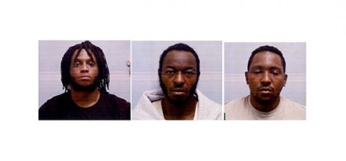 Arrest of 5 linked to October 19 marijuana robbery
