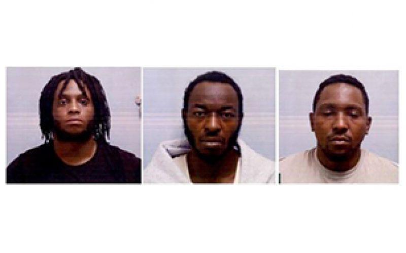 Arrest of 5 linked to October 19 marijuana robbery