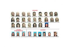 Multi-agency operation nets arrests for gang and drugs