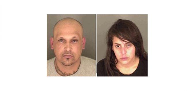 Parole search becomes drug arrest for pair