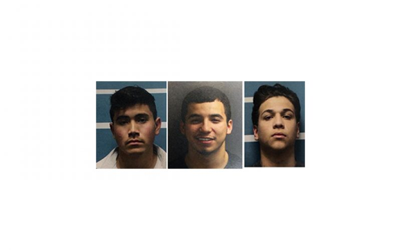 Five Robberies, Four Arrests