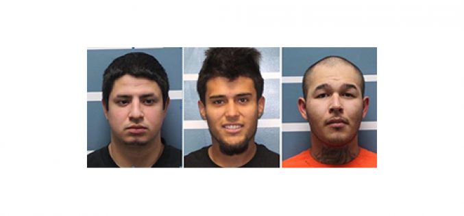 Three Arrested In Connection With As Many Robberies