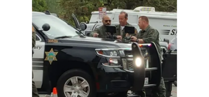 Standoff with SWAT Leads to Arrest of Eight Suspects