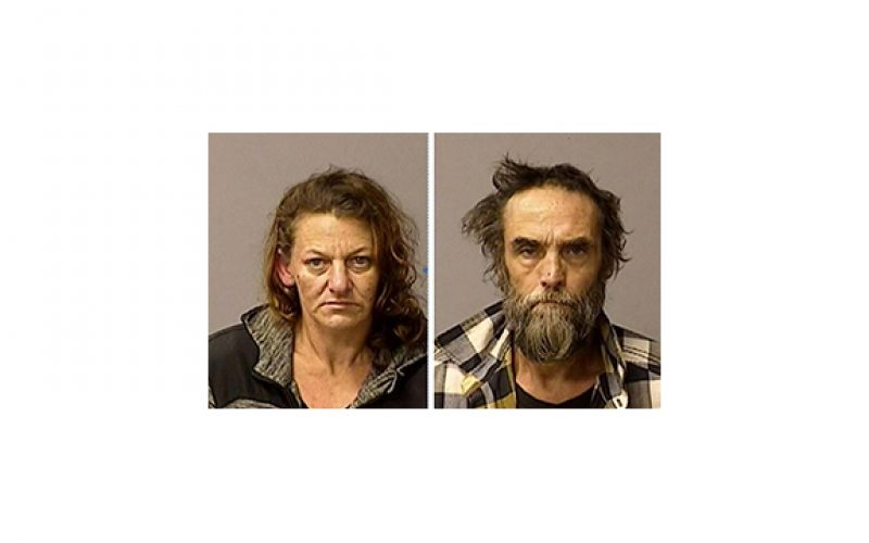Man and Woman Arrested for Modesto Murder, Backyard Burial