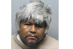 Sexual Assault Suspect Arrested Across from El Cerrito Police Station