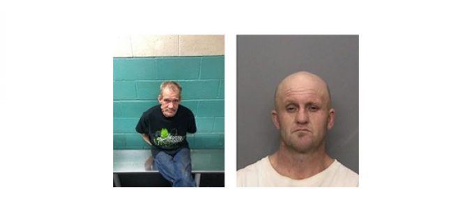 Stolen FEMA trailers retrieved, pair arrested