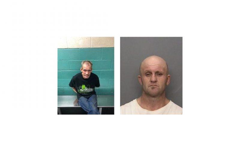 Stolen FEMA trailers retrieved, pair arrested