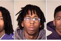 Burglary Trio Nabbed