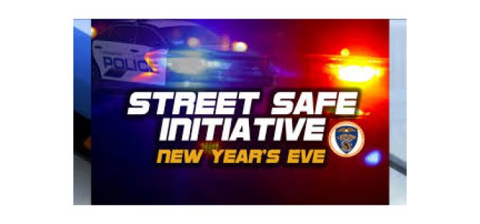 Grand Theft Auto Times Two at New Year's Eve DUI Saturation Points
