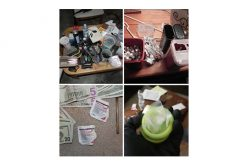 Search warrant results in three arrests and drug seizure