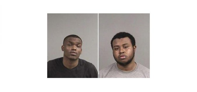 2 Men Arrested Following Spree of Vehicle Burglaries