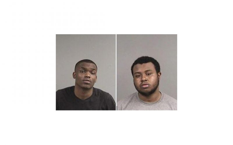 2 Men Arrested Following Spree of Vehicle Burglaries
